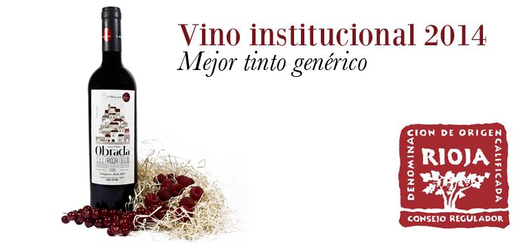 obrada vino institucional 2014