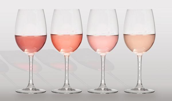 cómo se elabora el vino rosado