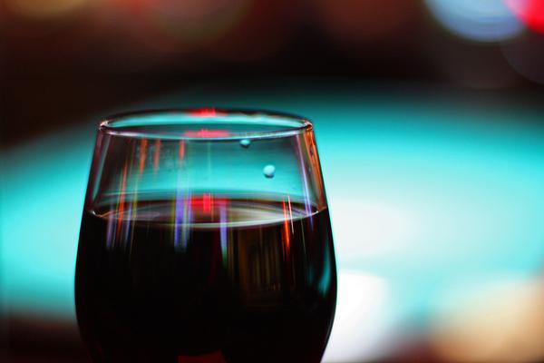test sobre vino