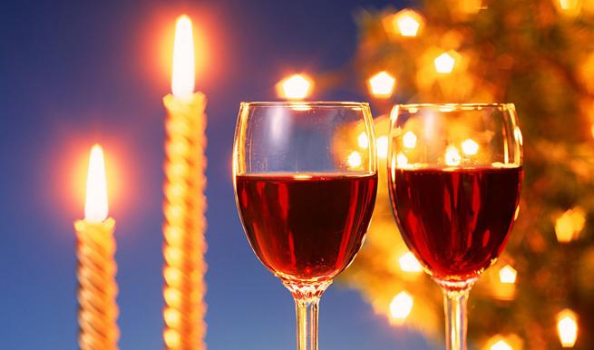 regalar vino en navidad