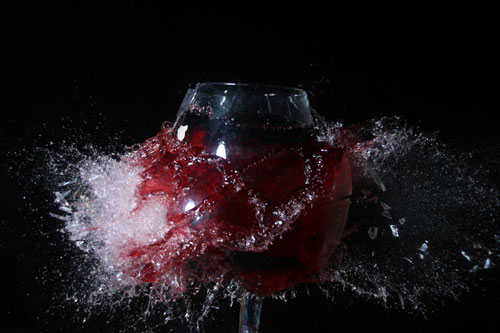 maltrato al vino
