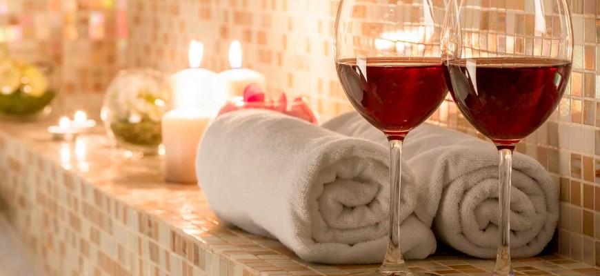 tratamientos corporales con vino